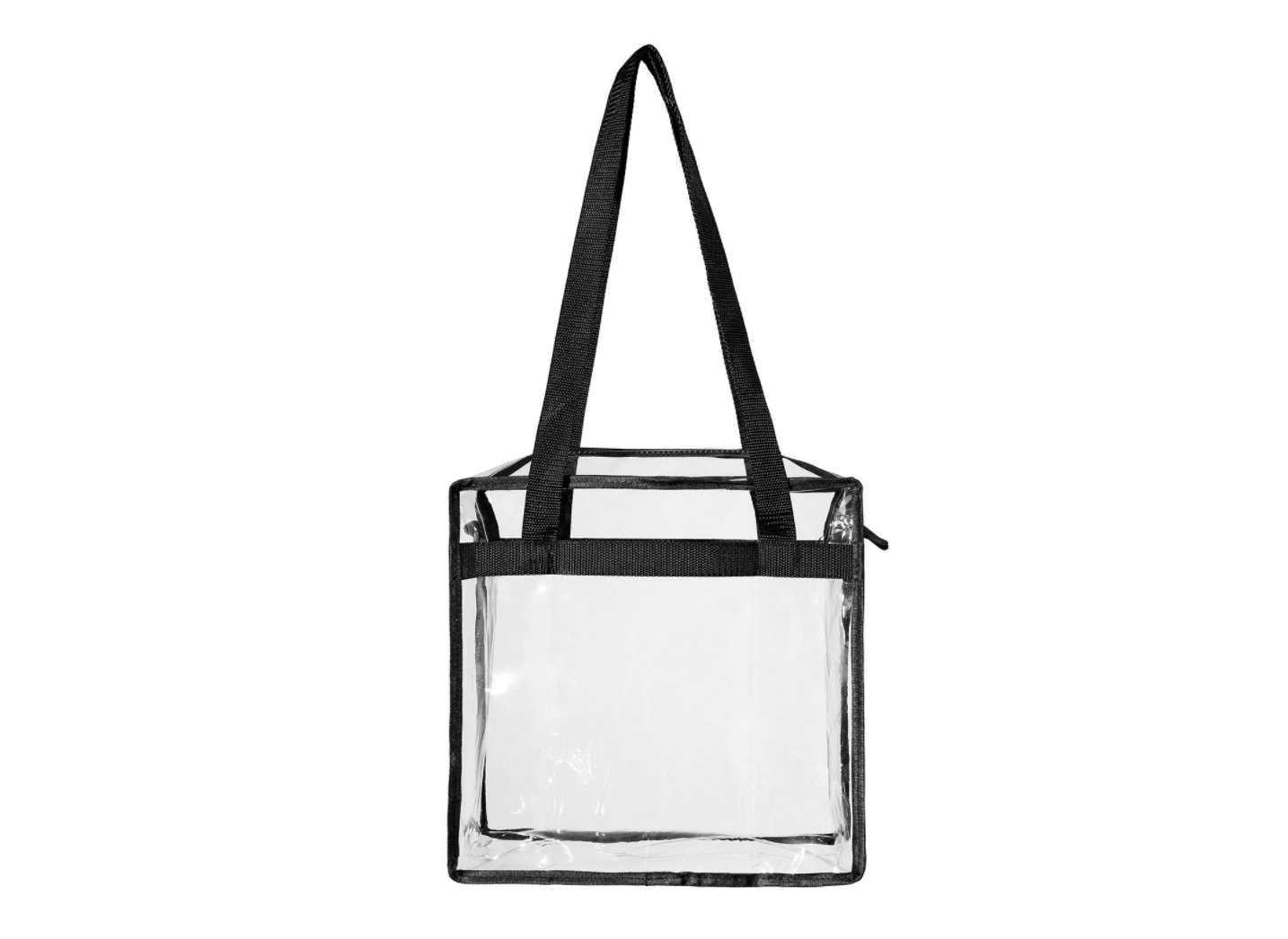fc24be5d6c07 Clear Stadium Bag - Security Approved - Around FoCo